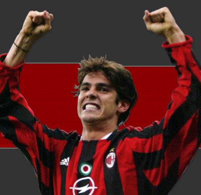 Kaká está de volta